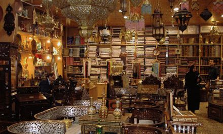Souk Shopping