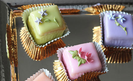 Eastern Petit Fours