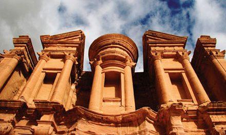 Jordan-Oasis Of Peace And Beauty