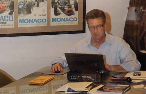 5+design partner, Michael Ellis.