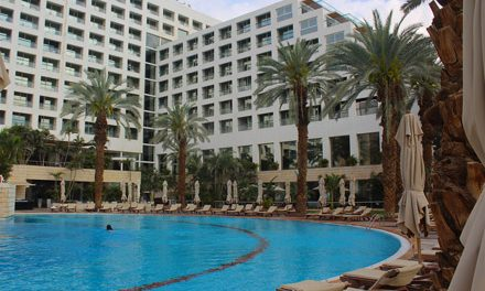 Isrotel Dead Sea Hotel and Spa: Just Add Mystic Waters