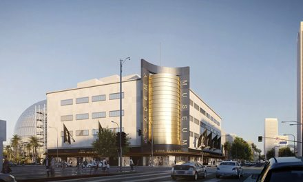 Roll out the red carpet for Los Angeles' new Academy Museum