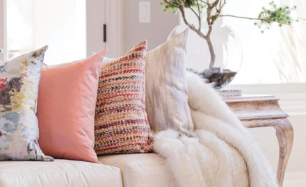 Pillow Talk: Refresh Your Décor and Mood With a Soft Touch
