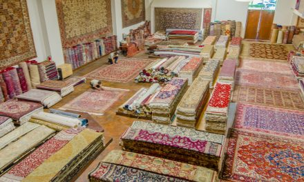 Floor Show: The Renaissance of Investment Rugs