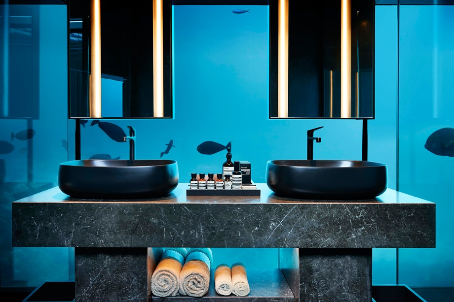 THE MURAKA Undersea Bathroom Architecture- ALO Magazine
