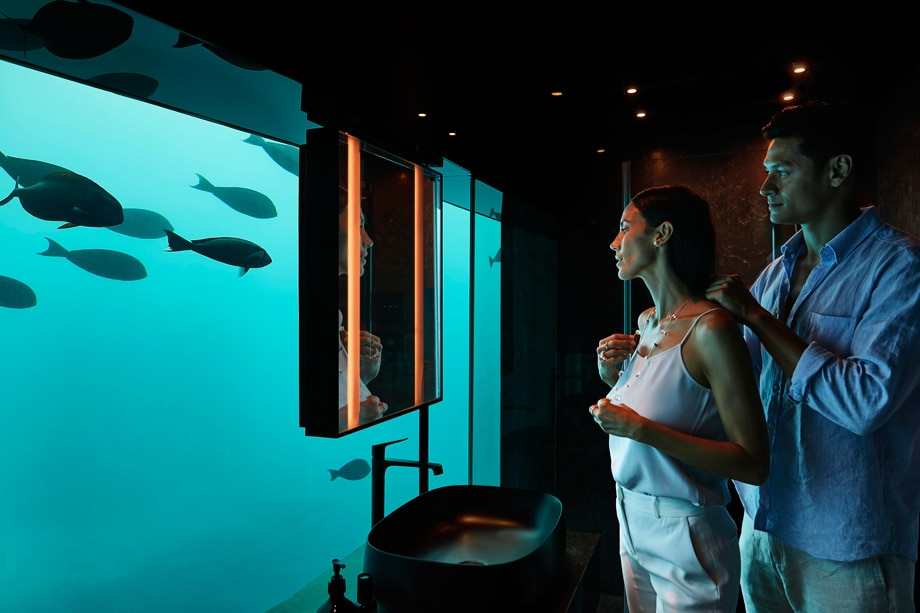 THE MURAKA Undersea Bathroom - ALO Magazine
