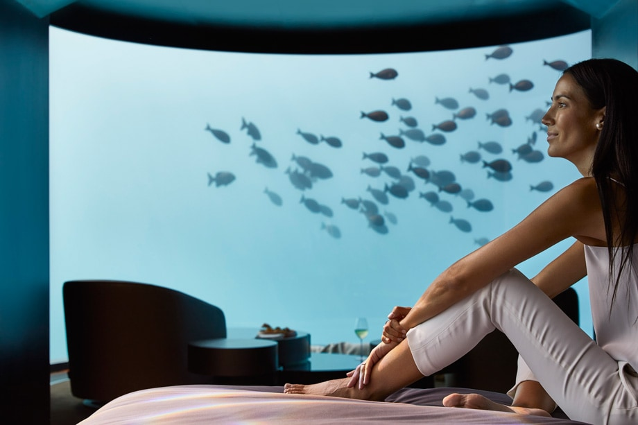THE MURAKA Undersea Bedroom- ALO Magazine