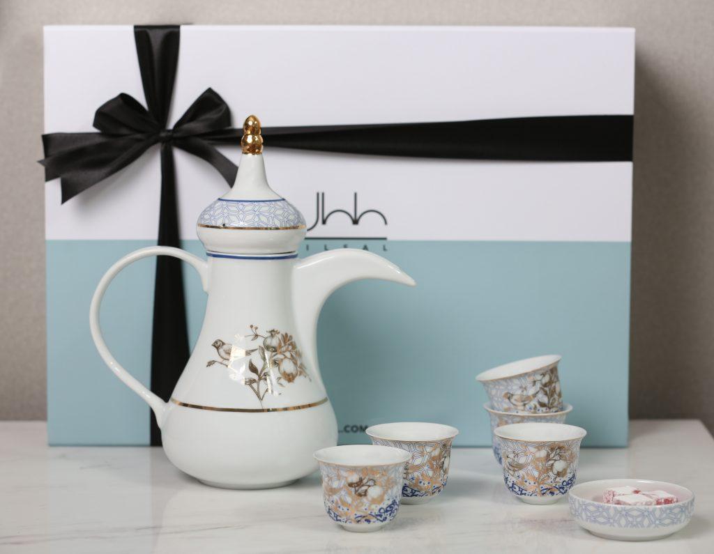 Kunooz Arabic Coffee Set - ALO Magazine