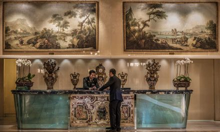 12 Hotels Around the World that Could Double as Art Galleries