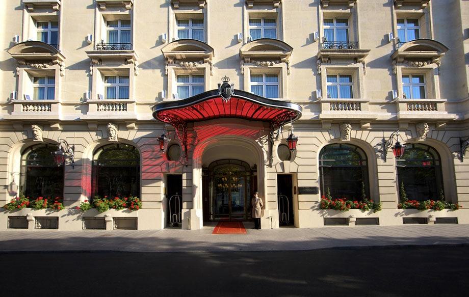 Le Royal Monceau Raffles Paris Fac Ade - ALO Magazine