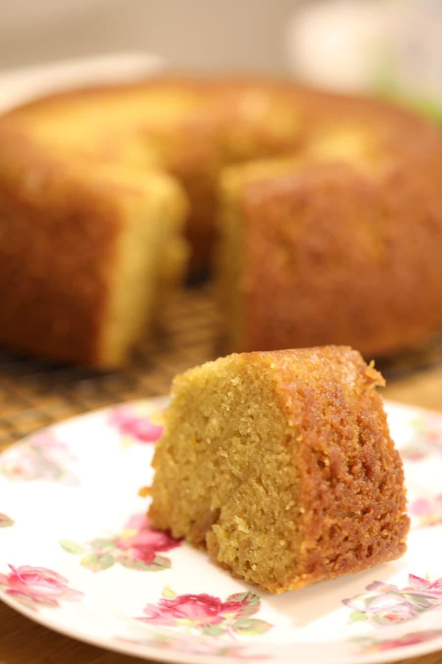 Olive Oil Cake - ALO Magazine