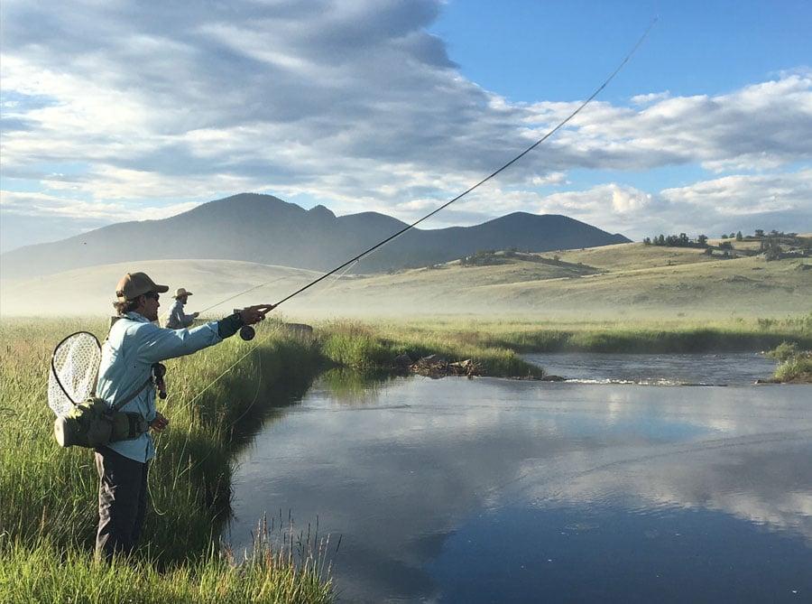BWE Fishing Camp FlyFishing - ALO Magazine