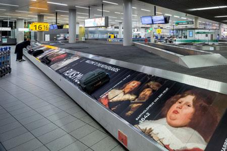 Holland Rijks Bagageband