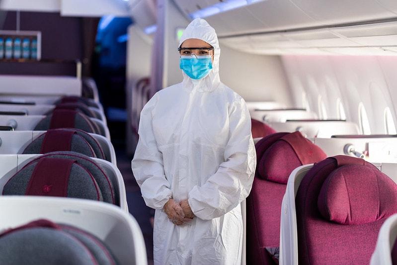 Qatar Airways Cleaning - ALO Magazine