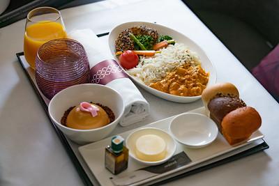 Qatar Airways Vegan Meals 1 - ALO Magazine