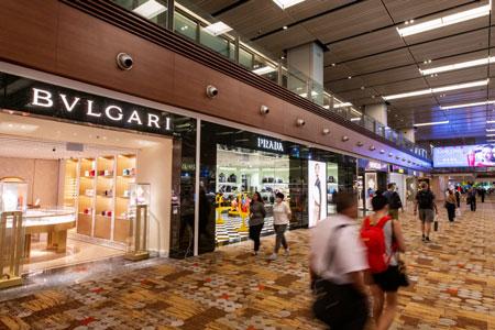 Terminal 1 Shopping Street - ALO Magazine