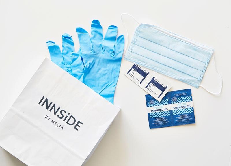 Inside PPE Kit - ALO Magazine