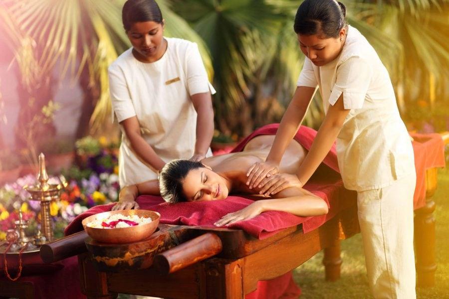 Abhyanga massage - ALO Magazine