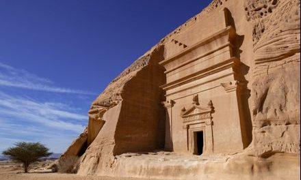 The Ancient and Enchanting World of Al-'Ula in Saudi Arabia