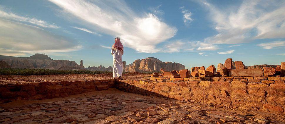 Al-'Ula in Saudi Arabia - ALO Magazine