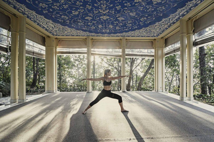 Ananda Yoga- ALO Magazine
