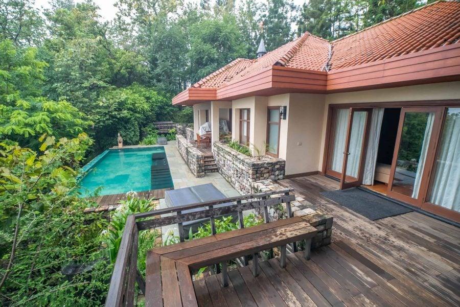Ananda Villas_Pool Exterior - ALO Magazine