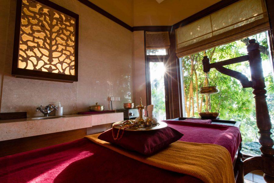Ayurveda Therapy room - ALO Magazine