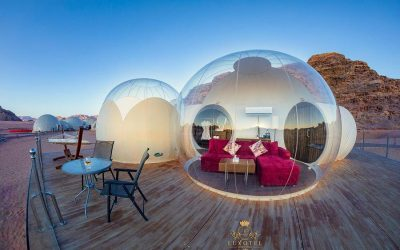 Six Bubble Hotels for Middle East Stargazing