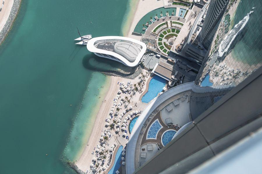 Conrad Abu Dhabi Etihad Towers- ALO Magazine