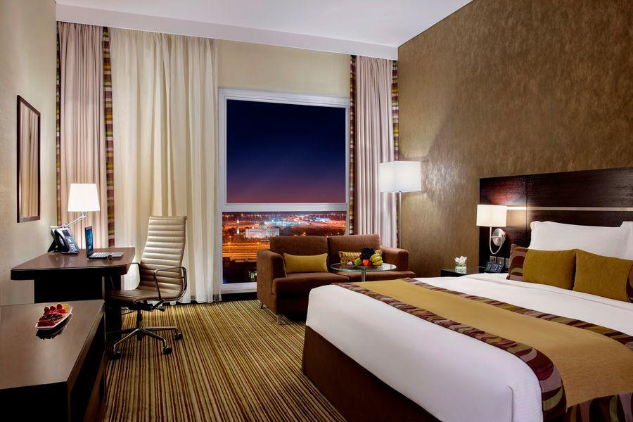 Hyatt Regency Oryx Doha Guestroom- ALO Magazine