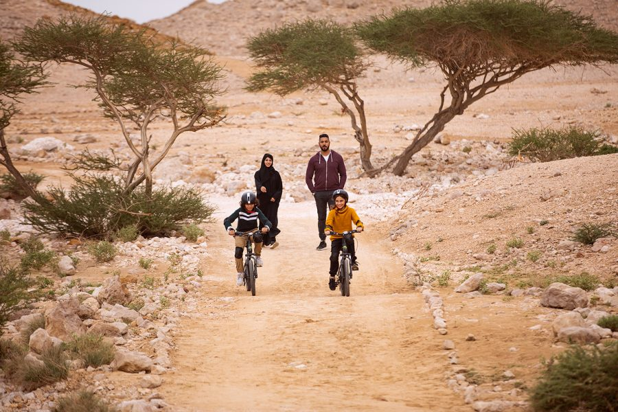 Jebel-Hafit-Desert-Park-Familes - ALO Magazine