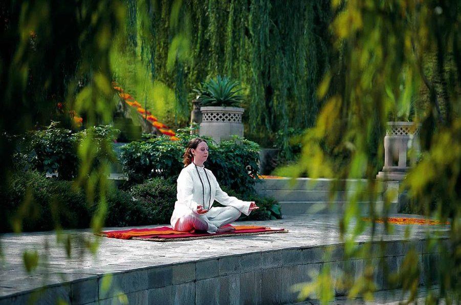 Meditation in the Amphitheatre - ALO Magazine