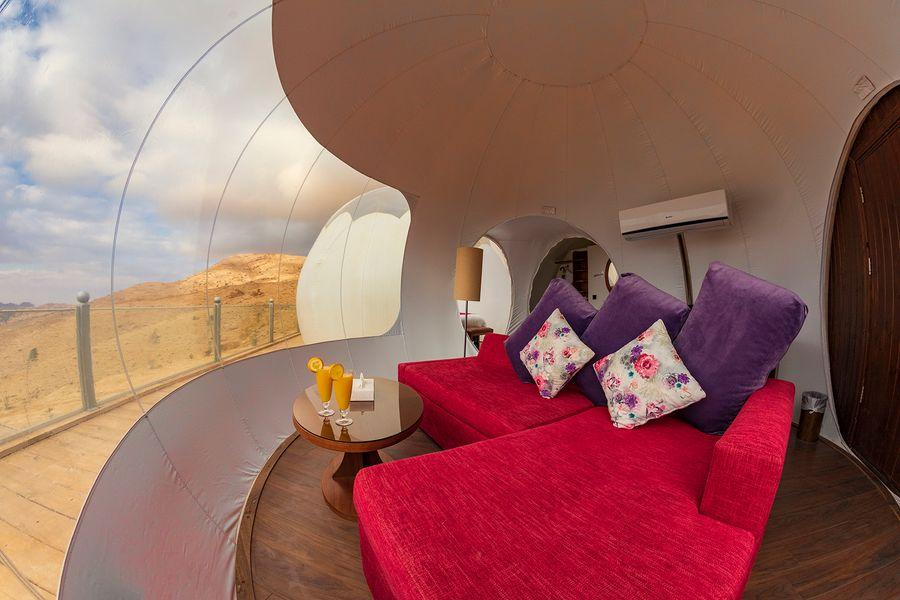 Petra Bubble Luxury Hotel (11) - ALO Magazine