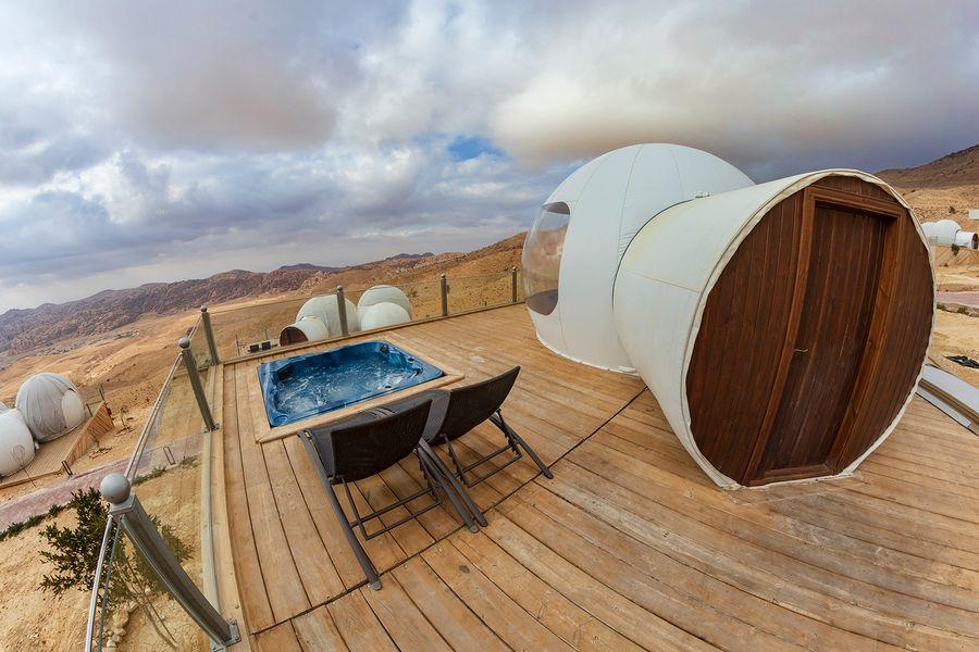 Petra Bubble Luxury Hotel (12) - ALO Magazine