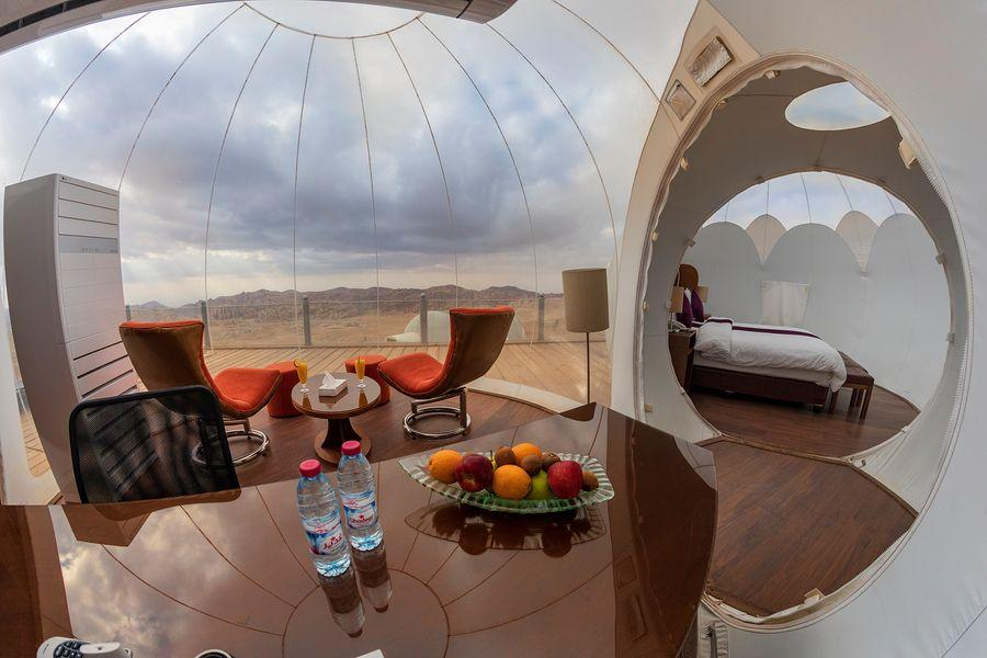 Petra Bubble Luxury Hotel (13) - ALO Magazine