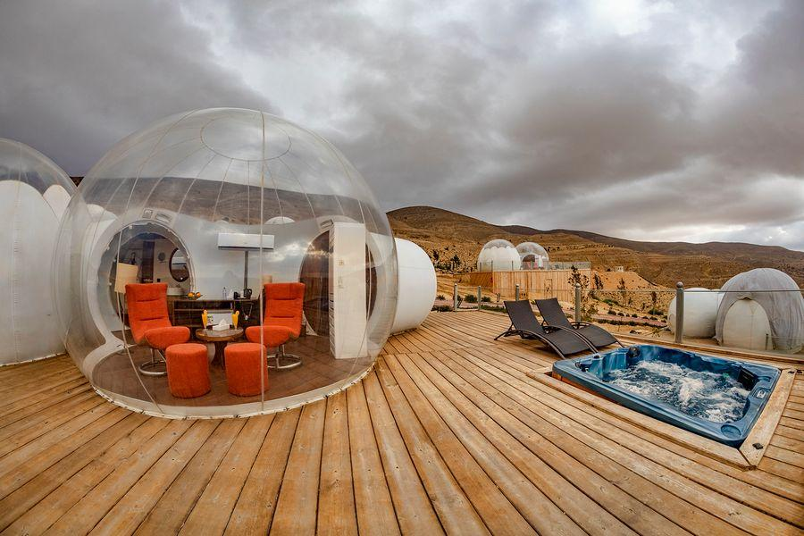 Petra Bubble Luxury Hotel (2) - ALO Magazine