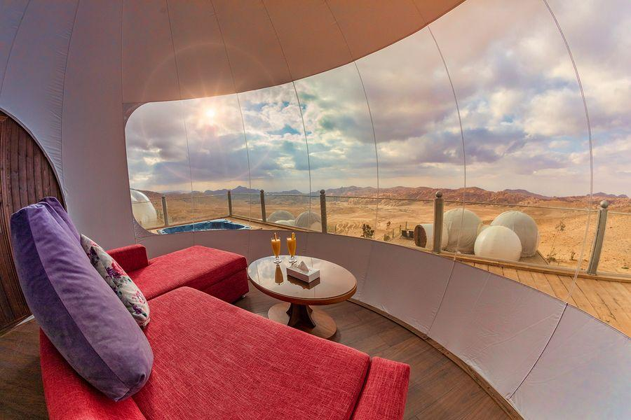 Petra Bubble Luxury Hotel (9) - ALO magazine