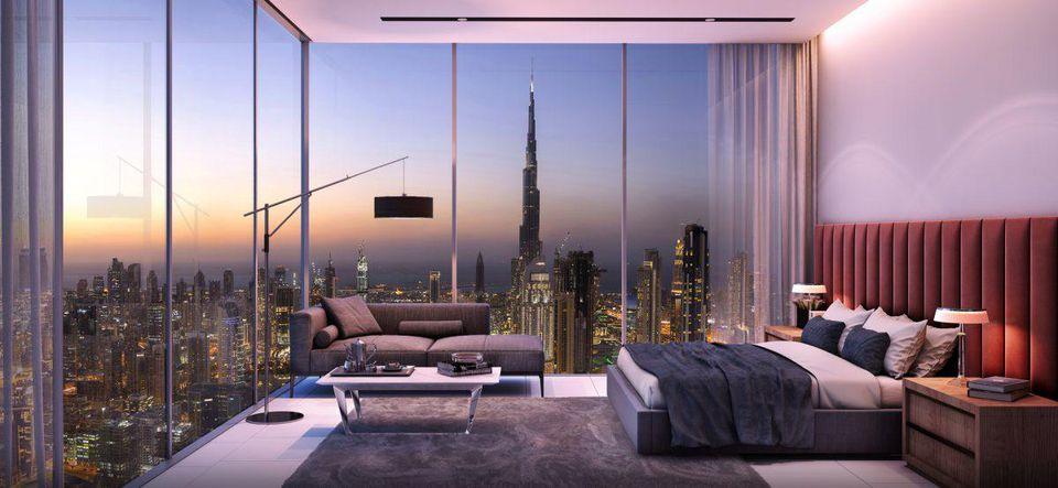 SLS Dubai_Guest Suite - ALO Magazine
