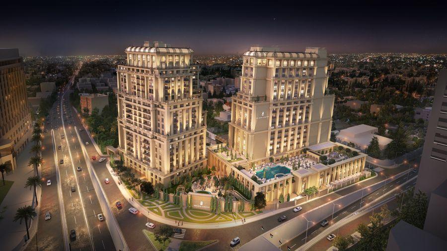 The Ritz- Carlton Amman - ALO Magazine
