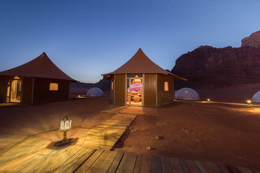 Wadi Rum Night Luxury Camp (1) - ALO Magazine