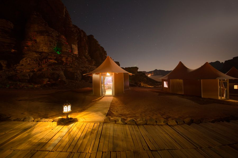 Wadi Rum Night Luxury Camp - ALO Magazine
