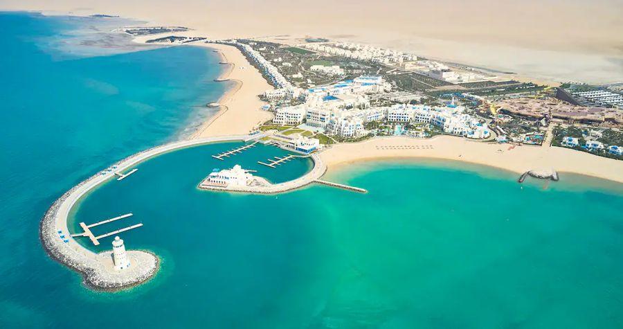 Hilton Salwa Beach Resort and villas - ALO Magazine