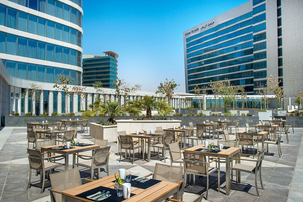 Hilton Riyadh Hotel - ALO Magazine